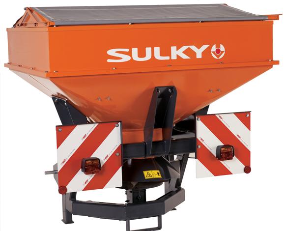 Salt/sand spreader RS 350/RS 1000