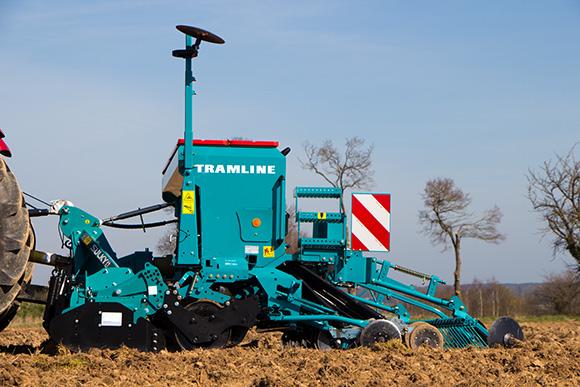Tramline SE/SX mechanical seed drill