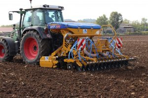 Alpego Compact Pneumatic Seed-Drill Jet-M