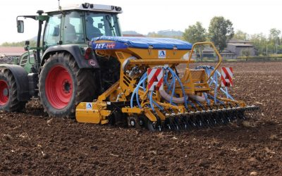 New Alpego Compact Pneumatic Seed-Drill Jet-M