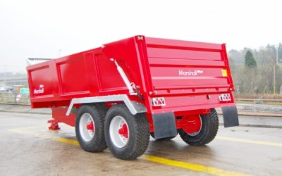New Marshall HD Dumper Design