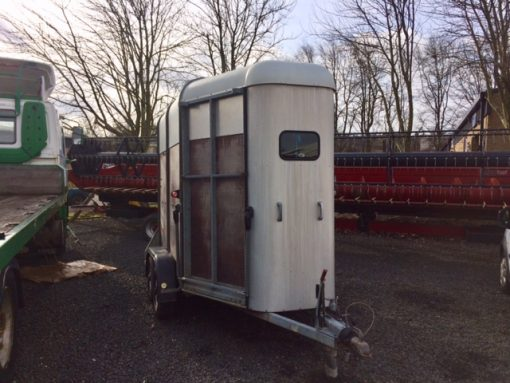 Ifor Williams HB505R Horse Trailer