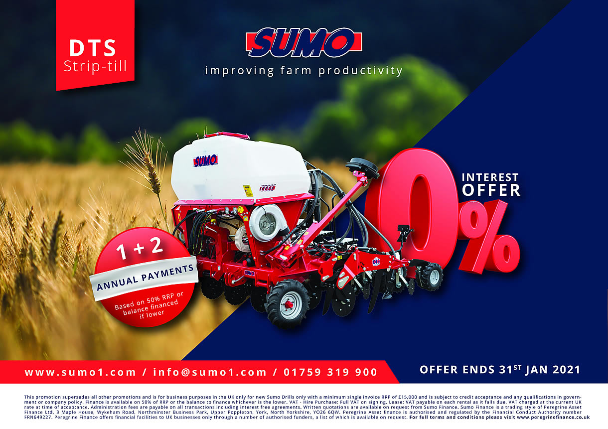 Sumo Interest Free Offer