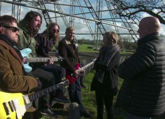 Foo Fighters at Glastonbury Festival 2017