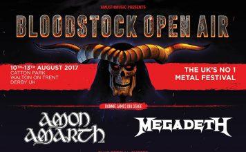 Bloodstock 2017 Poster
