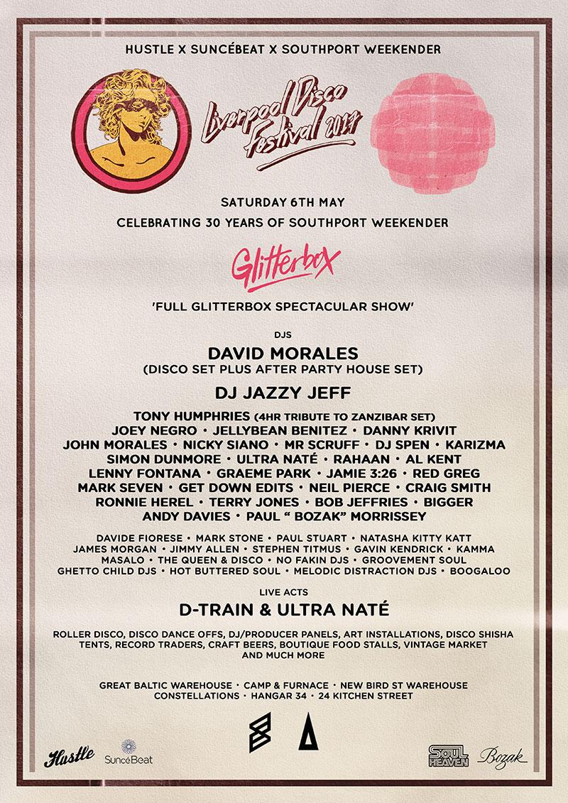 Liverpool Disco Festival
