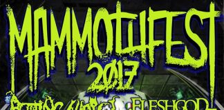 Mammothfest 2017 Poster