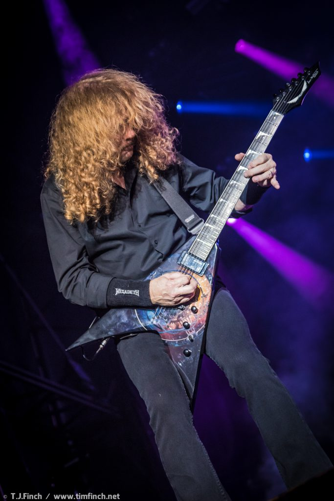 Megadeth at Bloodstock 2017 Courtesy of Tim Finch (http://www.timfinch.net/)