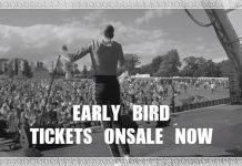 Here's an early bird preview of The Correspondents who will be playing Chagstock...