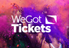 WeGotTickets | Simple, honest ticketing