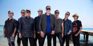 We don't know about you, but we are rather excited for 2 nights of The Beach Boy...