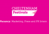 Marketing Intern - Cheltenham Festivals