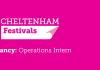 Operations Intern - Cheltenham Festivals