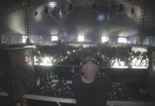 Dennis Ferrer knows whats up! Absolutely tore the Skreamizm tent apart at  #East...