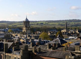 It's English Tourism Week, and we're using it to celebrate Oxford! We're so grat...
