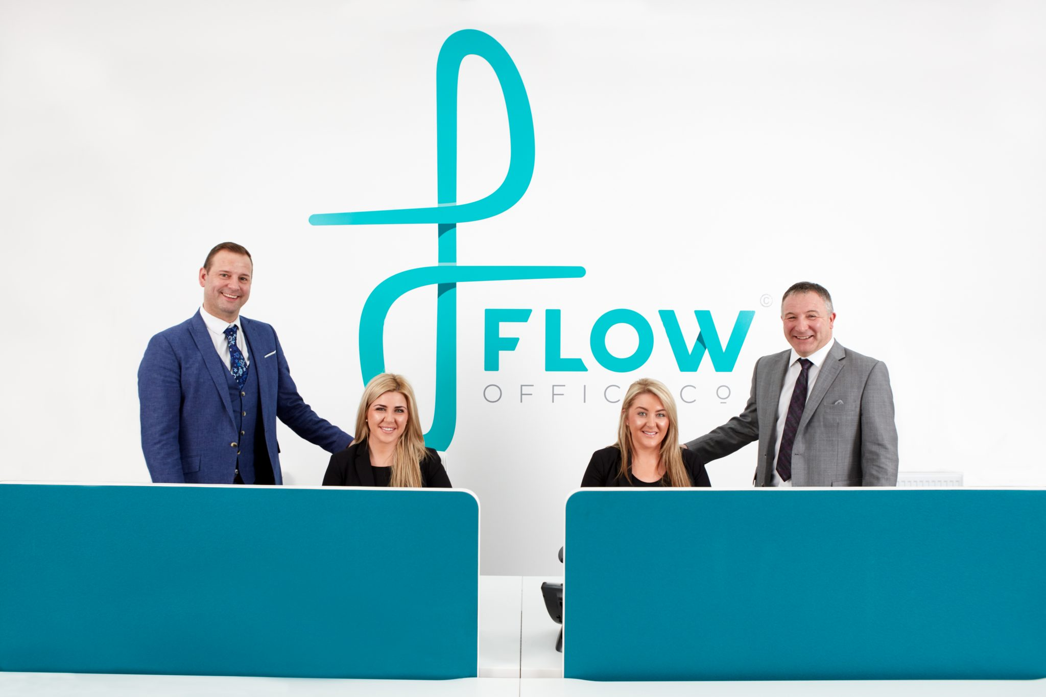 Flow Office Birmingham Team