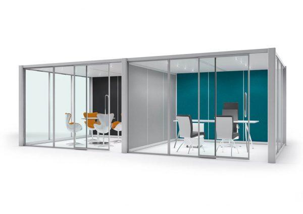 modern office meeting room spaces