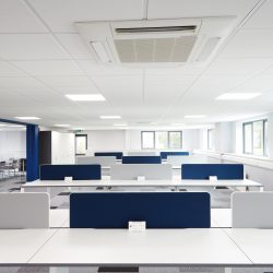 Office design in Plymouth.