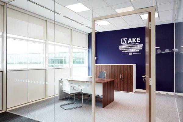 wavenet office room