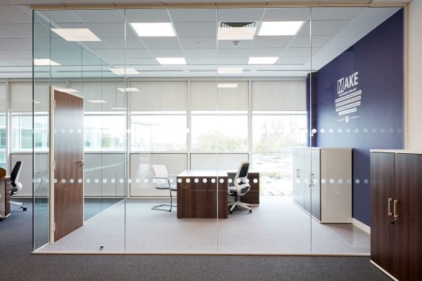 wavenet birmingham office interior design