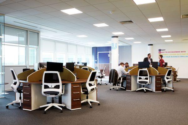 flow office wavenet office design