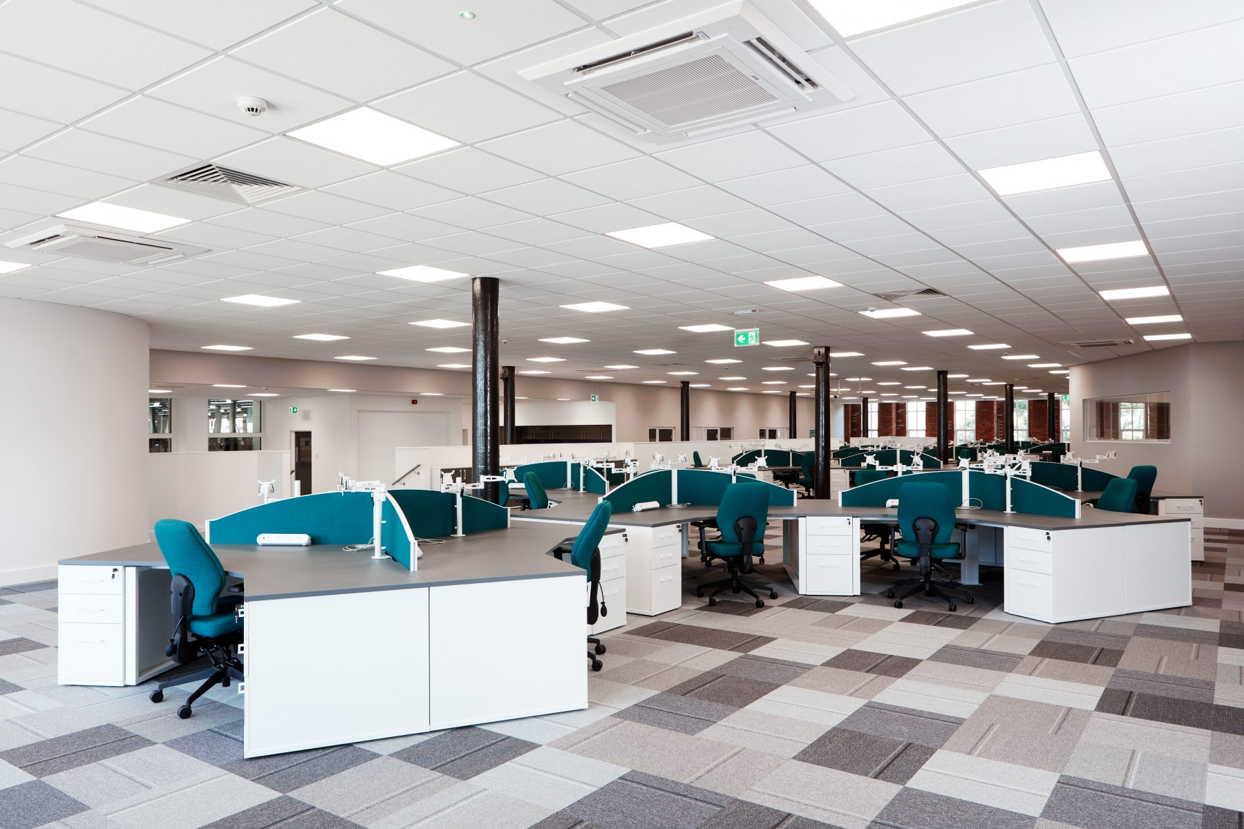 Crane Payments, Greater Manchester - Office Fit-Out | Flow Office Co