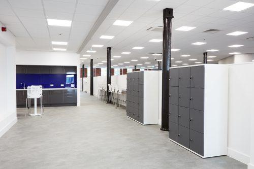 Crane Office Lockers