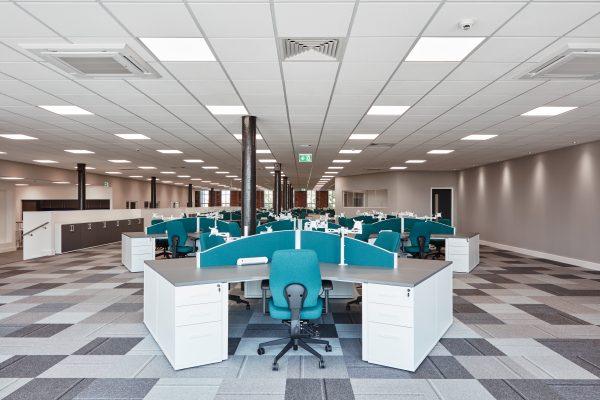 Crane Office Space