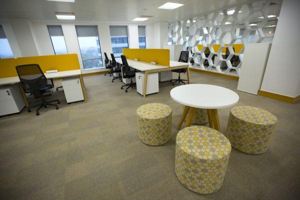 Hive360 Birmingham Interior Space