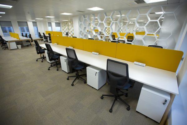 Hive360 Birmingham Desks