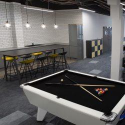 Open Plan Lightbox Office