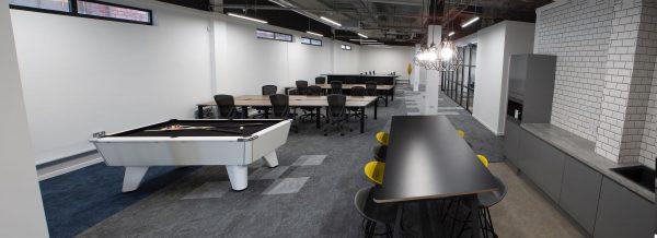 Panorama Of Lightbox Office