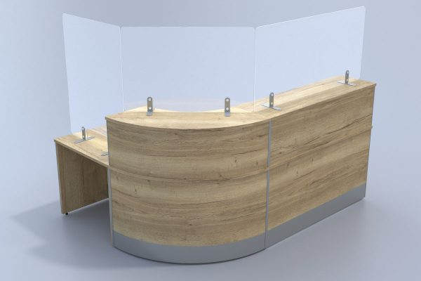 ScreenGuard X-Range reception curve 01