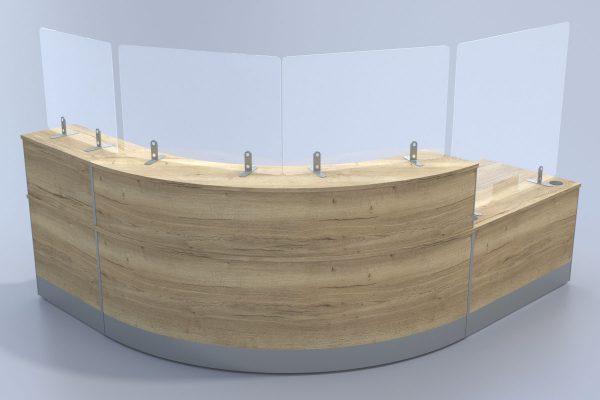 ScreenGuard X-Range reception curve 02