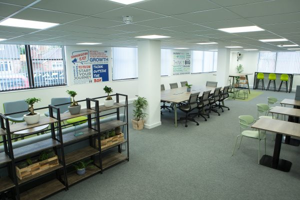 fairways office design