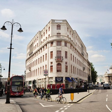 Golden Cross House, 8 Duncannon Street, Charing Cross, London, WC2N