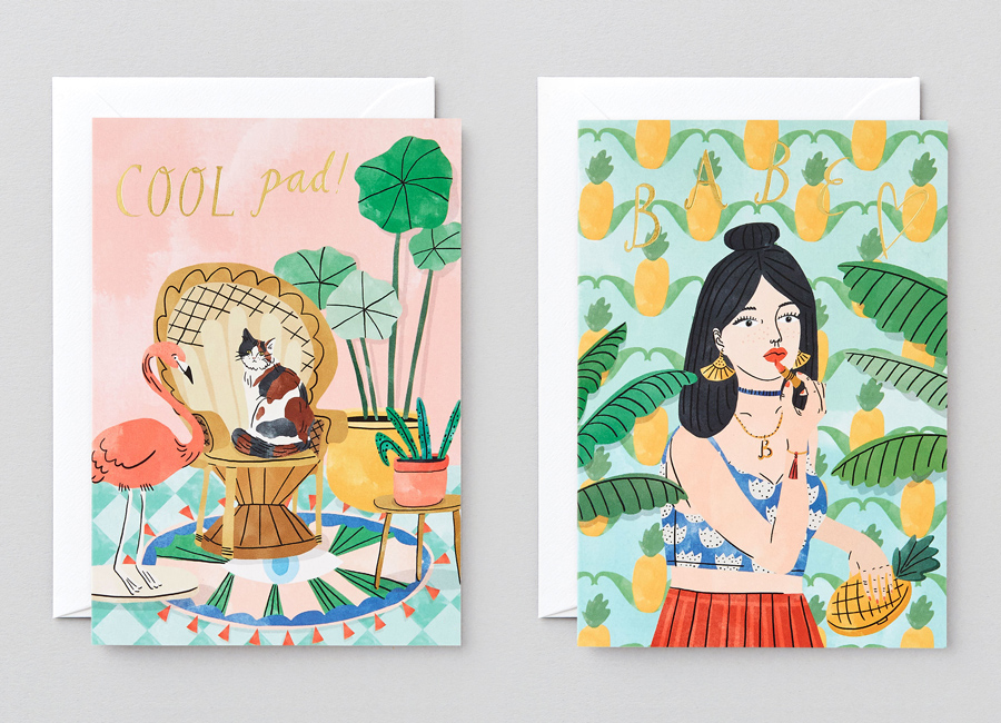 Bodil Jane – WRAP Greetings Cards 3