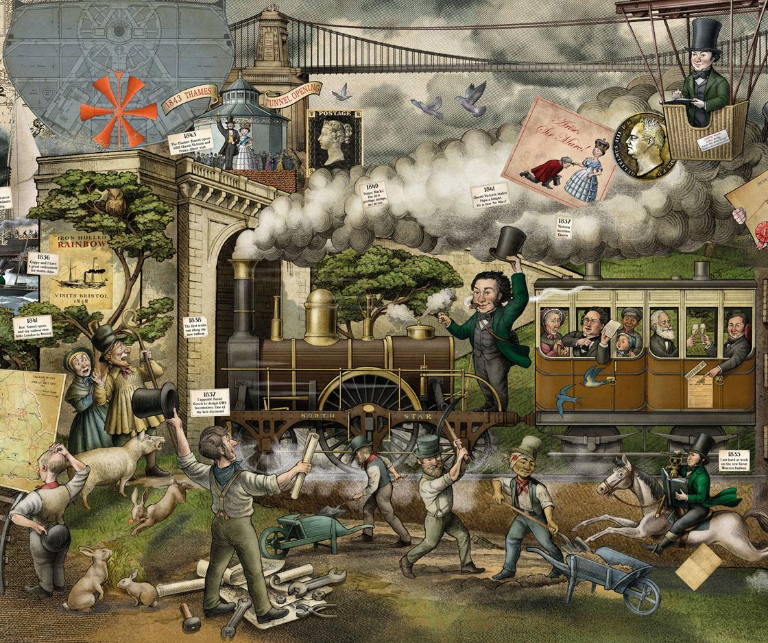 Brunel Timeline 1