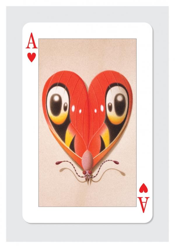 Hearts Ace