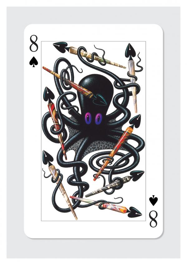 Spades 8