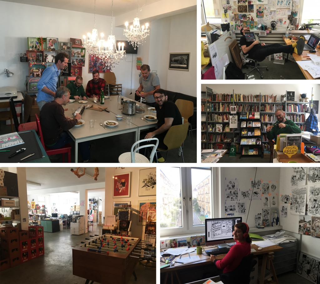 Stephan Schmitz studio