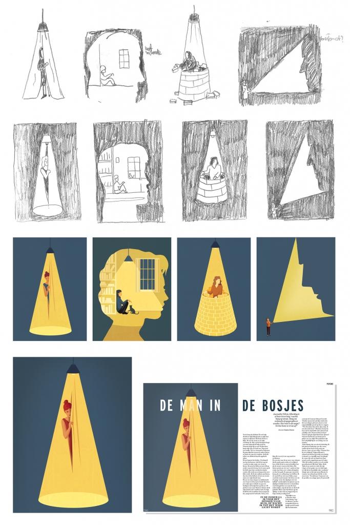 Stephan Schmitz sketches