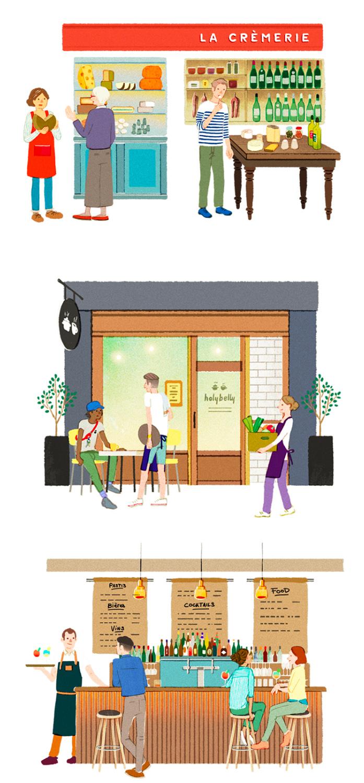 Shop Fronts 1