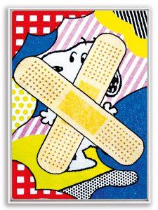 Snoopy Plaster