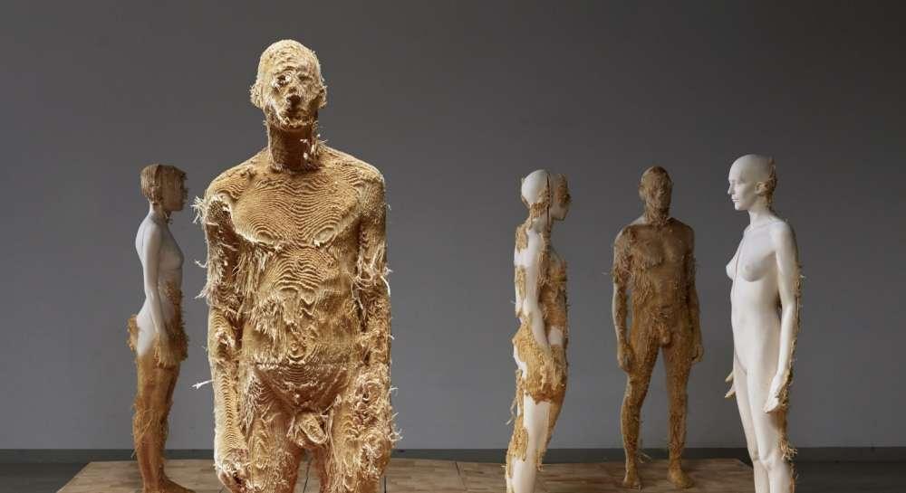ARON DEMETZ | MEMORIDERMATA | ART CENTER HUGO VOETEN BELGIUM