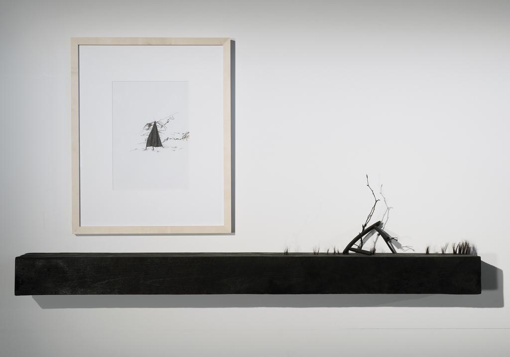 DOWN TO EARTH - Gazelli Art House
