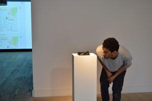 Mark Farid : Poisonous Antidote - installation shot, 2016