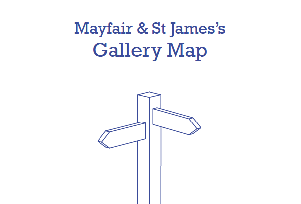 Mayfair and St James's Art Map | Royal Academy of Arts & GalleriesNow.net