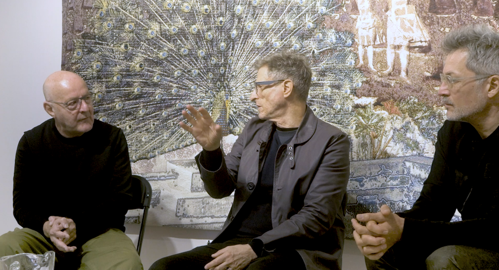 IN CONVERSATION   AZIZ + CUCHER WITH PAUL WOMBELL   OCTOBER 2018