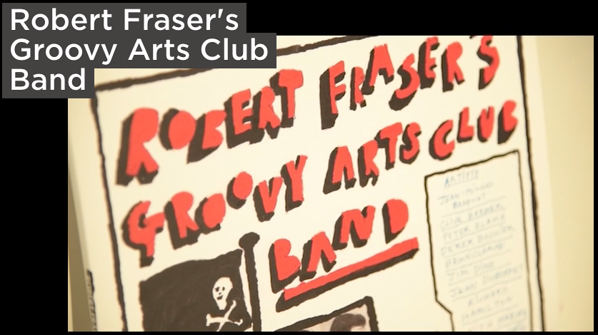 ROBERT FRASER'S GROOVY ARTS CLUB BAND | LONDON LIVE | JANUARY 2019